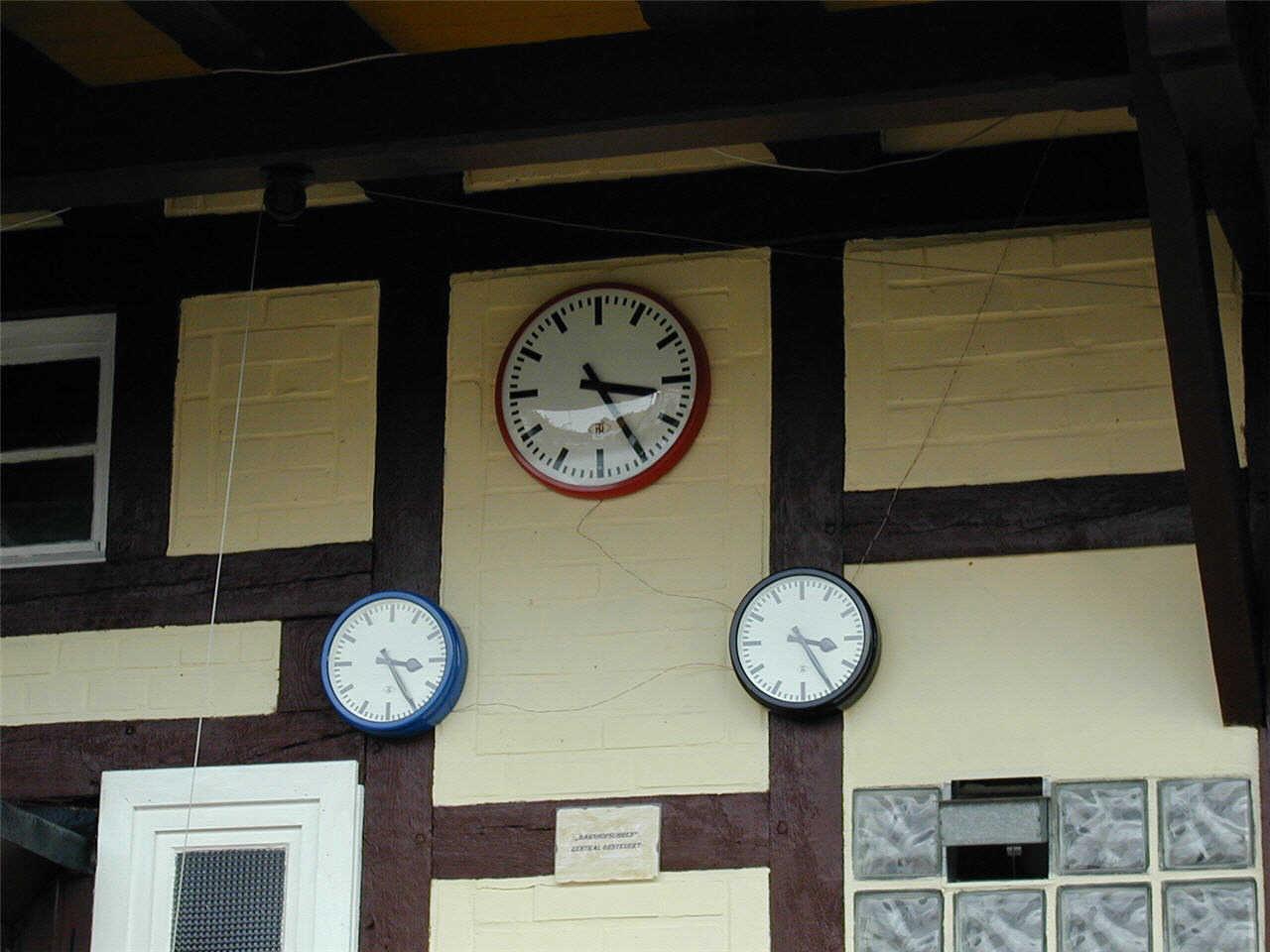 Bahnhof Viermünden. (© Detlef Battefeld)