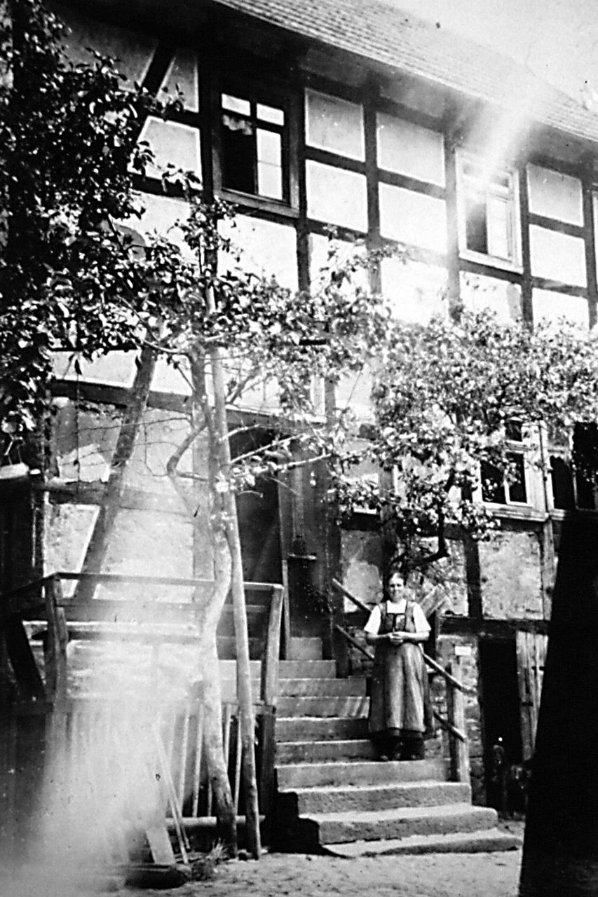 """""""Gärtmanns"""" Haus - Hauptstraße 31. (© Stadt Frankenberg Eder)"""
