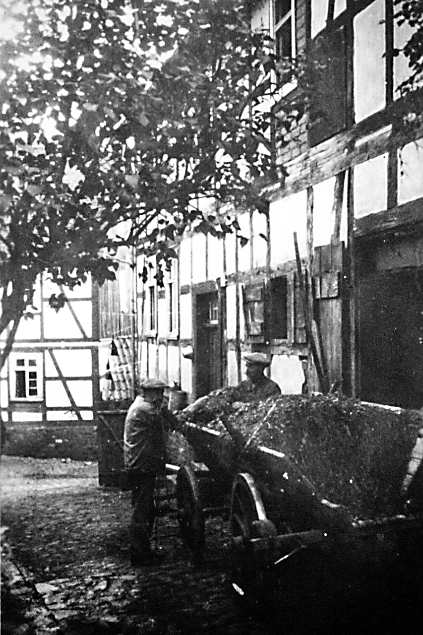 """Schweens"" Haus, Kirchweg 4. (© Stadt Frankenberg Eder)"