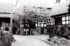 Blick auf Hacksteins (Gerdmanns) altem Haus um 1965, abgebrochen 1972. (© Karl-Hermann Völker)