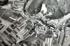 Luftaufnahme unmittelbar nach dem zweiten Weltkrieg vom 7. August 1945. (© Stadt Frankenberg Eder)