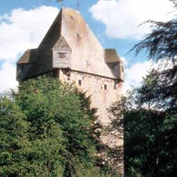 Wasserturm Nordenbeck. (© Hans-Otto Landau)