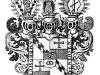 Wappen des letzten Grafen von Virmont. (© Stadt Frankenberg Eder)
