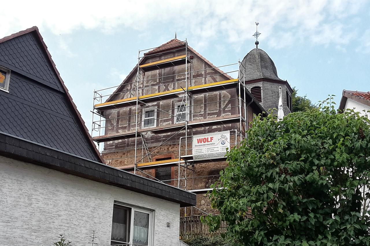 Die Zukunft der Petri Kirche - Sanierung
