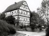 "Alte Schule ""Beckers Haus (1886 bis 1954)"", abgebrochen 1966. (© Karl-Hermann Völker)"